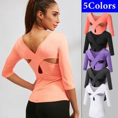 blouse, Fashion, Yoga, Shirt