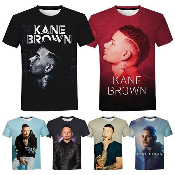 short sleeves, brown, singer, Fashion