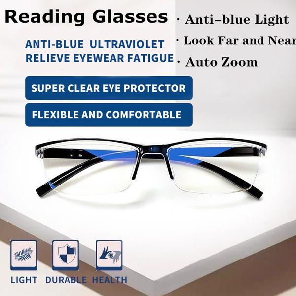 reading, progressive, Automatic, Glasses