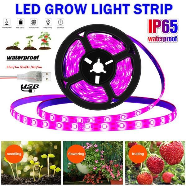 ledgrowstrip, growstriplight, Plants, led