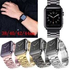Steel, Bracelet, applewatch, Apple
