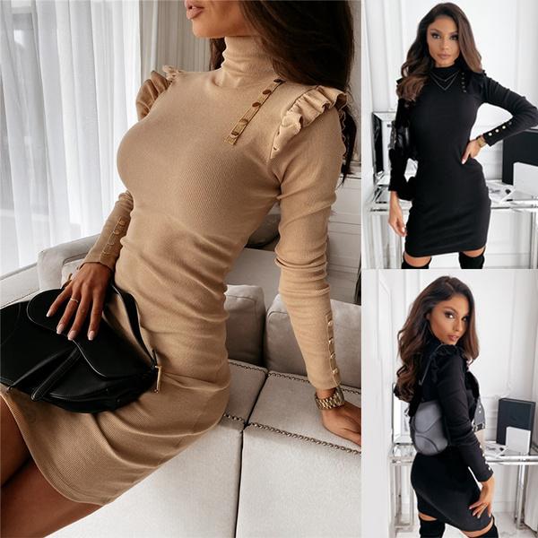 Collar, Plus Size, pullover women, Sleeve