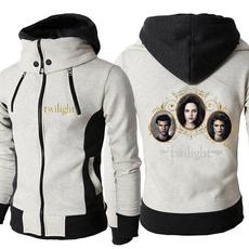 hooded, Winter, thetwilightsaga, zipperjacket