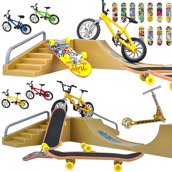 Mini, Toy, Bicycle, fingerboard