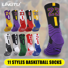 Basketball, Towels, Winter, thicksock