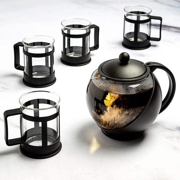 teapotsset, Gifts, Tea, Moon