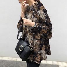 blouse, floralprintedblouse, Fashion, shirtforwomen