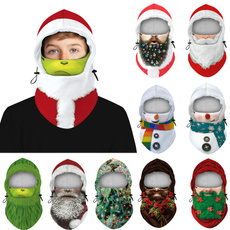 Funny, dustproofmask, mouthmask, Christmas