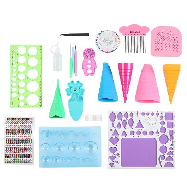 paperquillingkit, filigreepapercraftkit, gadget, papercraftrollingkit