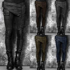 pencil, Goth, Fashion, Casual pants