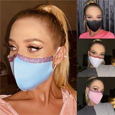 Fashion, crystalmask, bling bling, Cover