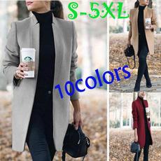 Gel, Casual Jackets, Plus Size, Winter