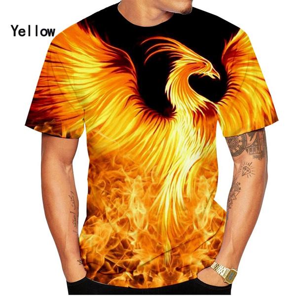 Summer, Fashion, Graphic T-Shirt, Sleeve