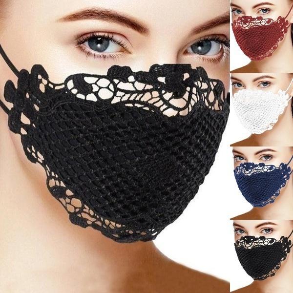 Design, Fashion, dustmask, Lace