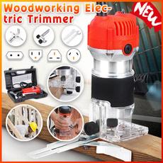 electricrouter, Machine, woodworkingknife, trimmingmachine