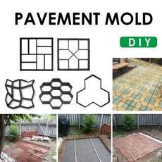 pavementmould, filmmulching, Garden, stonemould