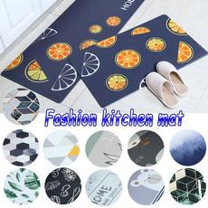 printednonslipmat, Kitchen & Dining, waterproofandoilproofkitchenmat, Waterproof