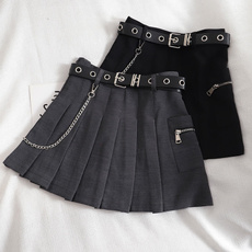 Mini, Goth, punk, Chain