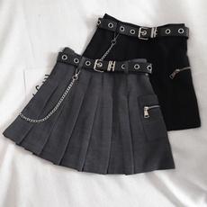 Mini, Goth, punk, Chain