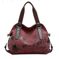 Shoulder Bags, Fashion, messengerpurse, letterprinting