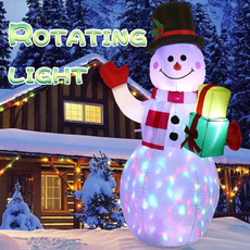 airblowninflatable, snowman, giant, Outdoor