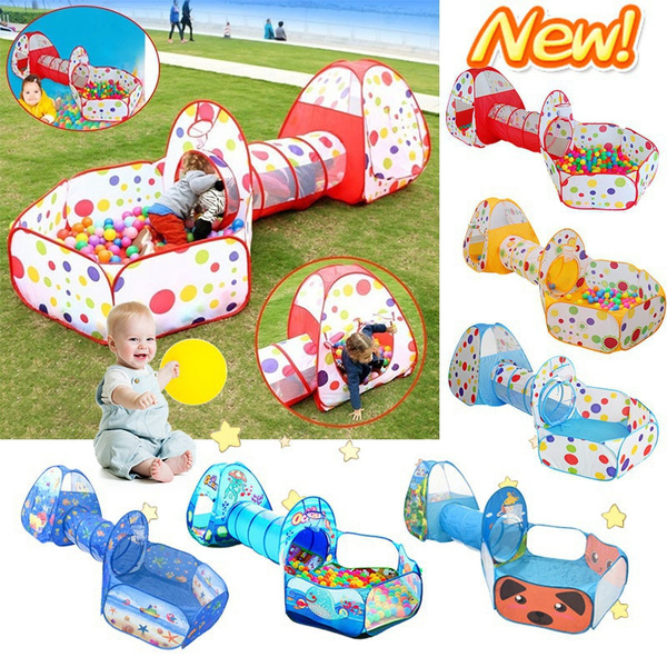 playballtent, Sports & Outdoors, Colorful, tunnel
