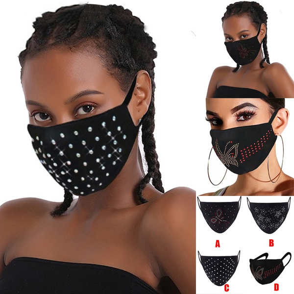 Cotton, womenmask, mouthmask, washablemask