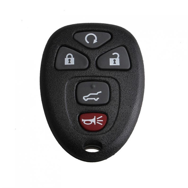 Chevrolet, Remote, Keys, Car Electronics
