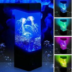 led, Lighting, lednightlight, jellyfishaquarium