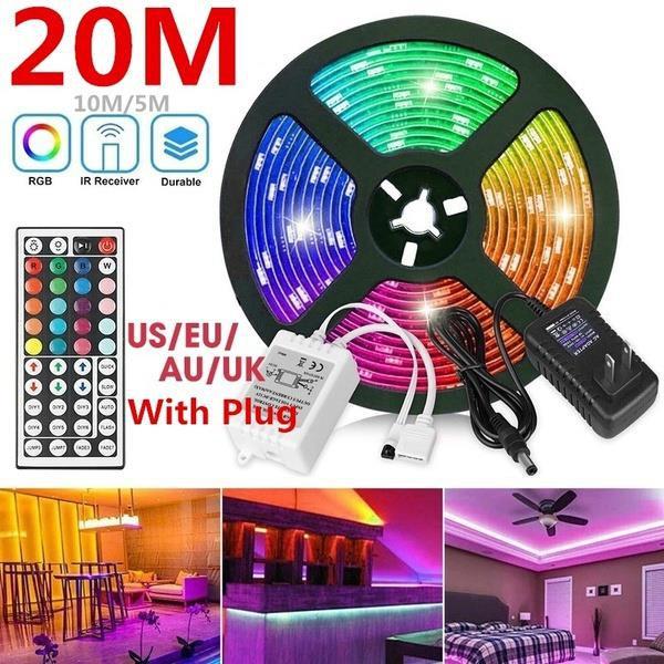 Remote Controls, lightingstringlight, Home & Living, partydecor