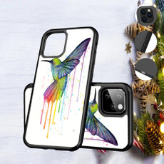 case, rainbow, iphone12, Fashion
