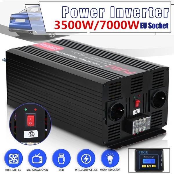 sinewavevoltage, Transformer, 3500w7000w, powers