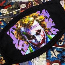 Joker, storeupload, heathledger, Face Mask