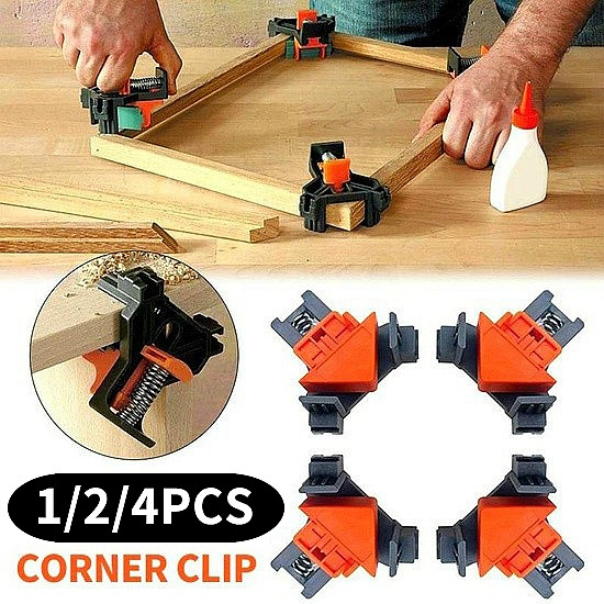 fixingclip, 90cornerclamp, Home & Living, Tool