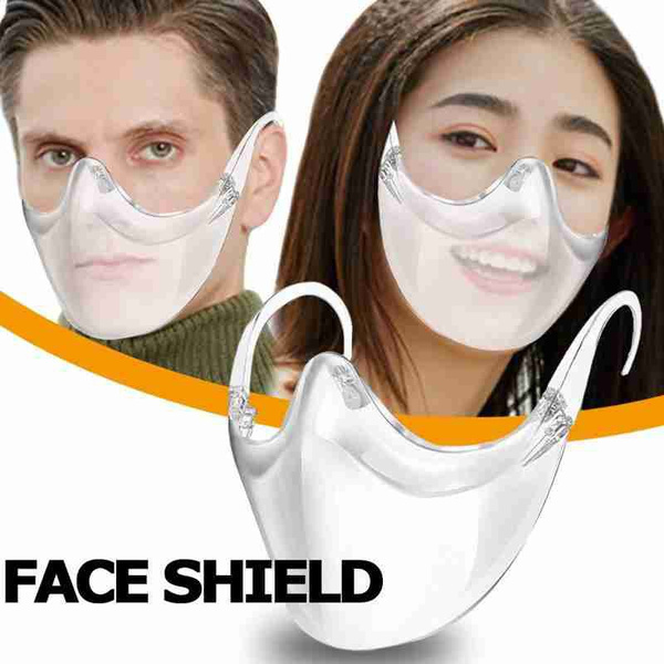 Plastic, Protective, shield, faceshield