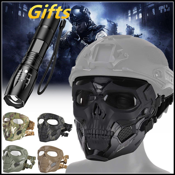 militarymask, Outdoor, Skeleton, skull