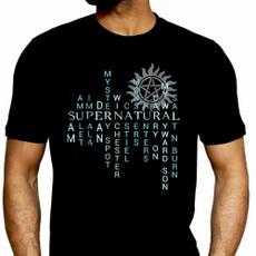 Tops & Tees, supernatural15thshirt, Cotton Shirt, Shirt