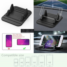 phone holder, siliconenonslipbracket, Mobile, Car Accessories