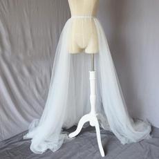 Wedding Accessories, Women's Fashion, Bride, tulleunderskirt