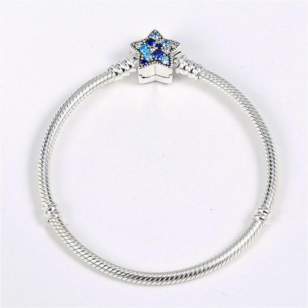Sterling, Beaded Bracelets, Fashion, Star
