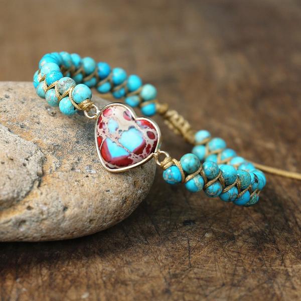 Charm Bracelet, bohemia, boho, Yoga