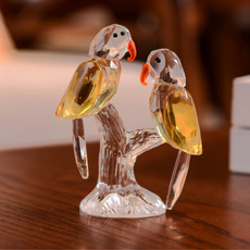Collectibles, art, paperweight, Glass Animals