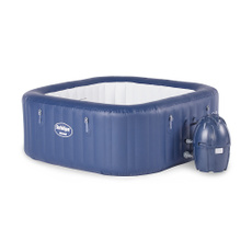 Spa, Inflatable, airflowwaterfiltrationoutdoorjacuzzi, Tub
