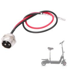 scooterchargingconnector, Battery, electricscooterchargingport, Hobbies