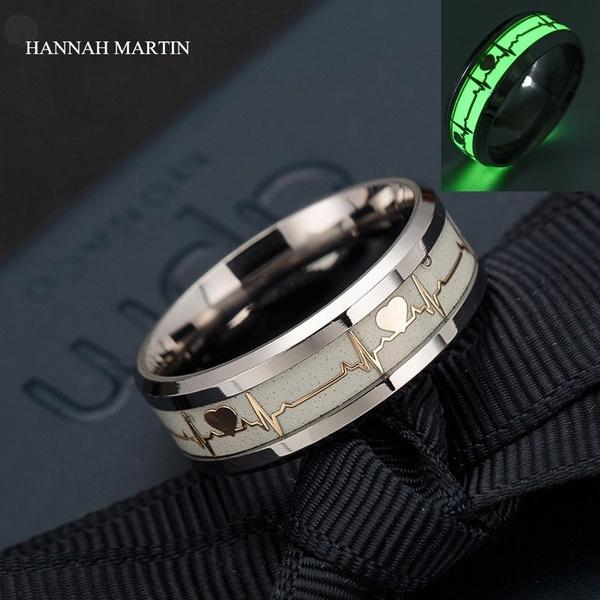 Steel, loversgift, Fashion, loversjewelry