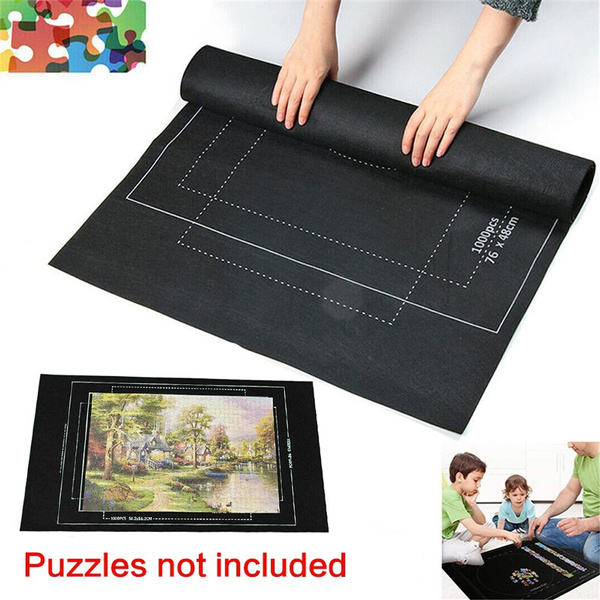 rollingpuzzlestoragemat, puzzlestorageblanket, playmat, Storage