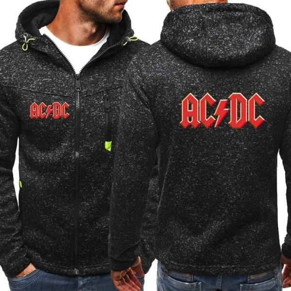 hooded, Hoodies, zippers, Tops