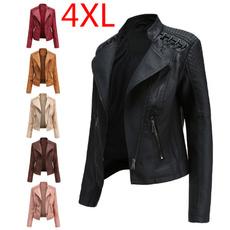 Casual Jackets, Winter Coat Women, Winter, zipperjacket