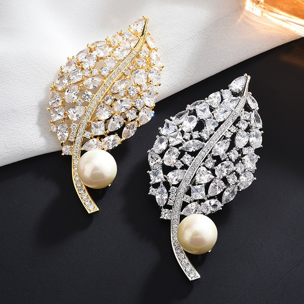 Crystal, Women's Fashion, Fashion, leaf