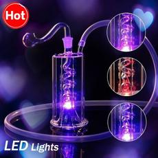 ledhookahpipe, water, glasswaterpipe, led